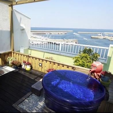 【朝食付】夕食は外で食べて気ままに島旅を・・・リーズナブルに日間賀島観光を満喫♪