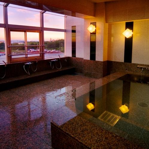 *お風呂からの景色
