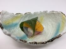 季節の自家製デザート『甘味』