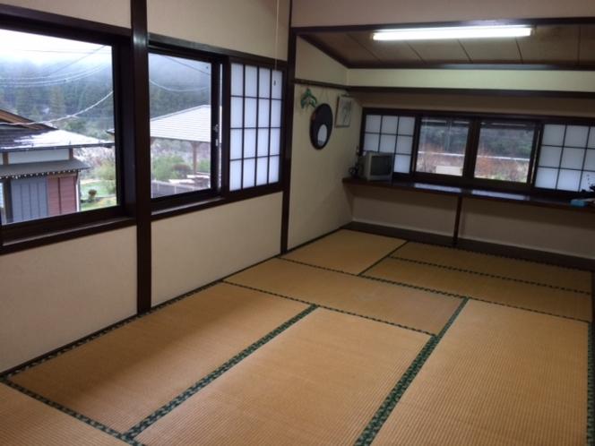 本館(民宿:ビジネス館)2階部屋10畳Wifi可