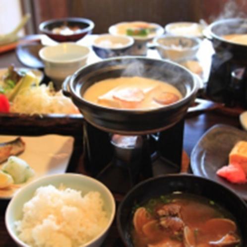 朝食【温かくて美味しい和洋朝食】