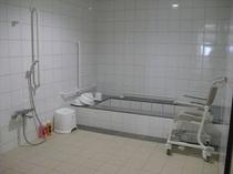 シーサイドスパおおいの湯 身障者用バスルーム