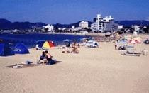 人魚の浜海水浴場