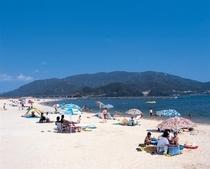 長井浜ビーチ