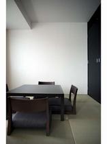 和洋室の和室