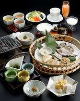 料理イメージ(朝食全体)