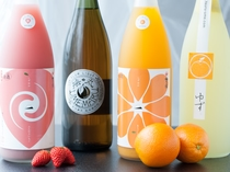 静岡限定の果実酒