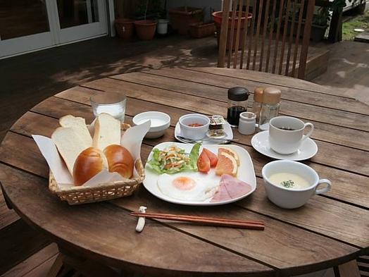 【WEB限定】おがさわら丸出港中限定!お得な出港中朝食付きプラン
