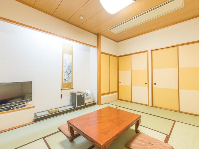 和室1~5人部屋(バス無し)