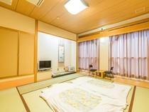 和室1~5人部屋 お布団