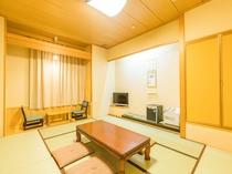 和室1~4人部屋(バス無し・トイレ有)