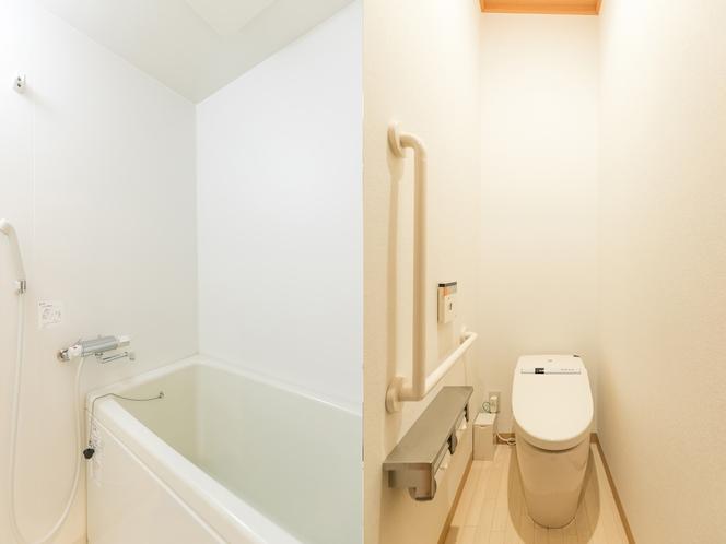 和室1~5人部屋 バスルーム