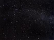 天の川と秋の星座