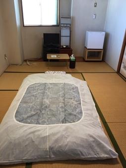 和室8〜10畳【1〜4名(バス・トイレ共同)】