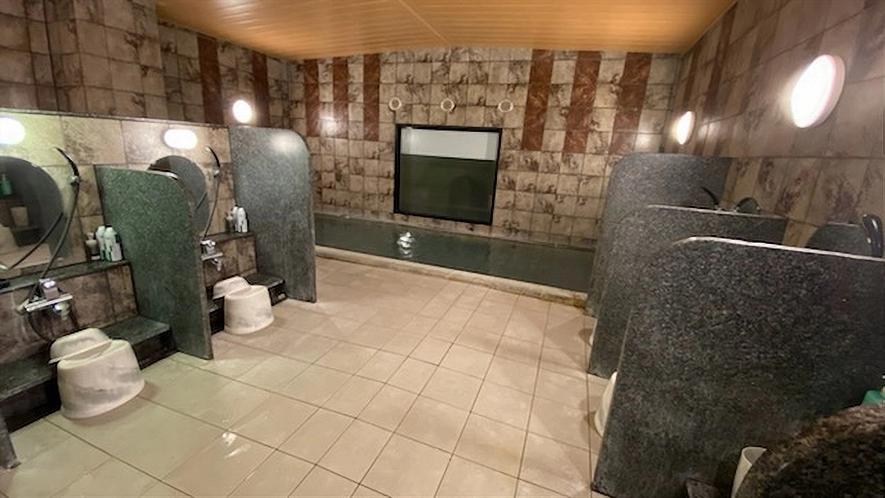 男性大浴場①