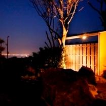 夜のお風呂風景