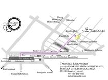 博多駅からのアクセス