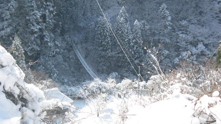 *【周辺】冬景色