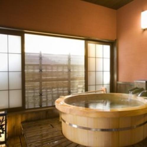 【客室】露天付客室 桜桃