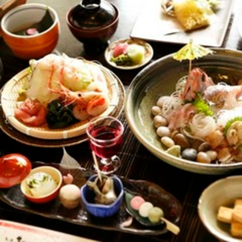 【料理】夕食一例