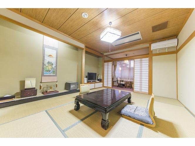 露天風呂付き客室(一例)