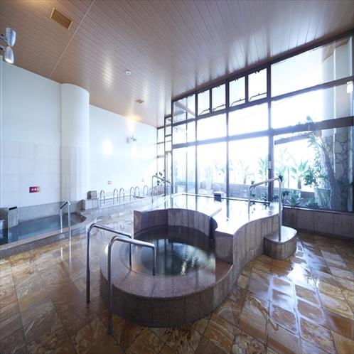バリ風内風呂※毎週月曜日の10時に男女入れ替えでございます。