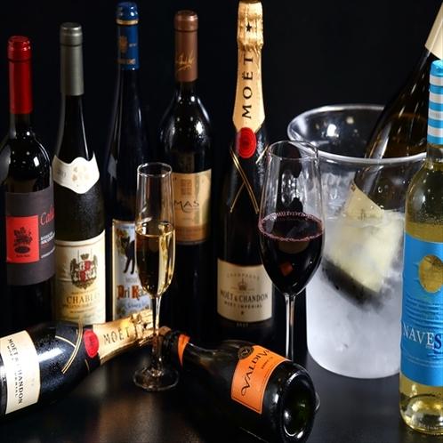 オーガニックワイン・シャンパン各種