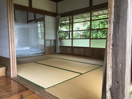 屋号ハンディーヤ、福を呼ぶ琉球古民家の宿、1組限定。