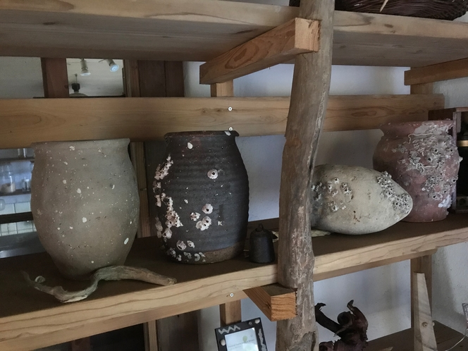 ハンディーヤ  蛸壺