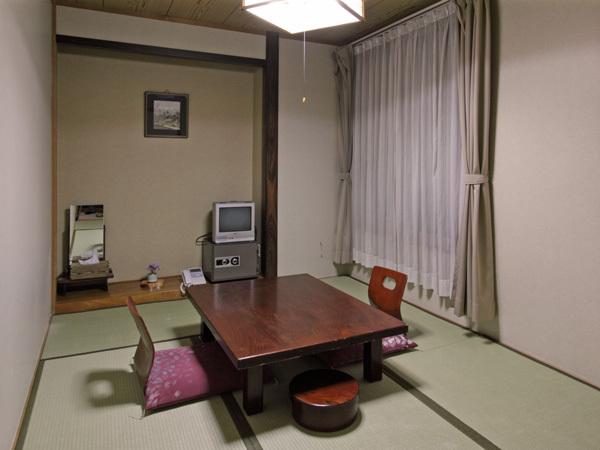 リーズナブルに泊まる和室 東館6畳