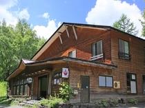 標高1500メートル 高原の温泉旅館