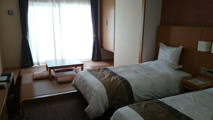 【和洋室33㎡/朝食付】ホテルむら咲むらスタンダードプラン