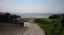 ビーチ砂利道2