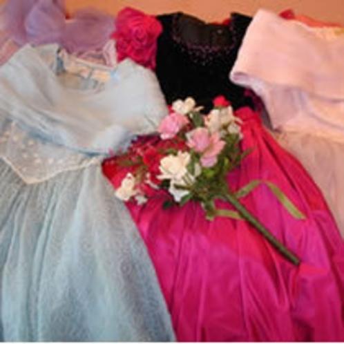 プリンセスドレスのご用意ございます
