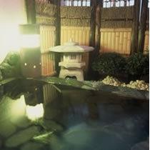 海一望の客室露天風呂
