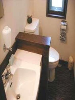 ・素泊・トイレ洗面ウォシュレット。