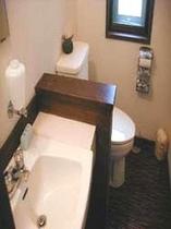 客室トイレ