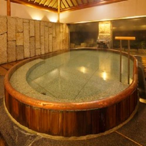 貸し切り風呂:蔵の湯