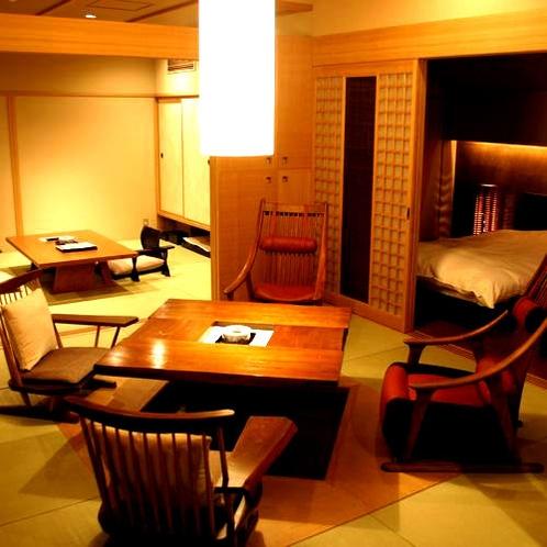 露天風呂付和洋室(一例)