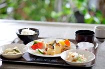 取り分け例「和食」スタイル