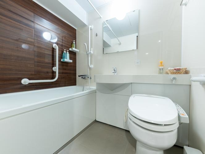 デザイナーズダブルルーム バスルーム