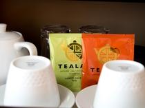 【女性優先フロア】知覧の女性オーナーが心を込めて作った和紅茶「TEALAN」
