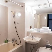 【ハイフロア】洋室 ★ お部屋のお風呂は温泉ではございませんのでご了承ください