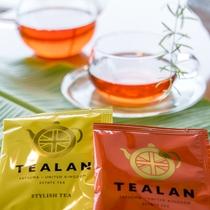 【女性優先フロア】 ★ 大人気の和紅茶「TEALAN」は売店でも販売中♪