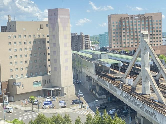 トレインビューホテル(帯広駅)