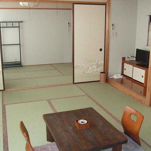 8畳+6畳和室