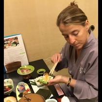 手巻き寿司会席