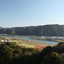 屋上展望台からの風景(トップページ用)