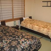 8畳+ツイン和洋室