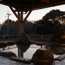 露天風呂・山河の湯